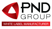 PND GROUP | GMP Certified White Label Food Supplement Manufacturer
